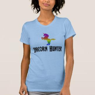 Camiseta Cazador del unicornio (arco iris)