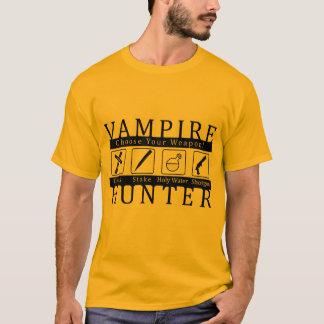 Camiseta Cazador del vampiro
