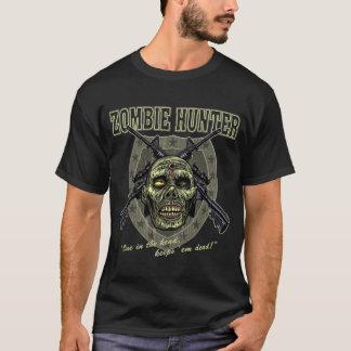 Camiseta Cazador del zombi