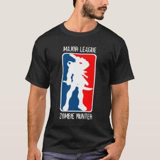 Camiseta CAZADOR del ZOMBI de la PRIMERA DIVISIÓN - negro