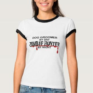 Camiseta Cazador del zombi del Groomer del perro