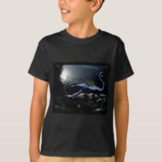 Camiseta Cazador en la noche