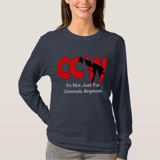 Camiseta CCW no está apenas para los criminales más