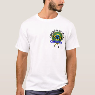 Camiseta CDO Capoeira (2-side)