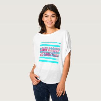 Camiseta Celebración de la colaboración de la compasión