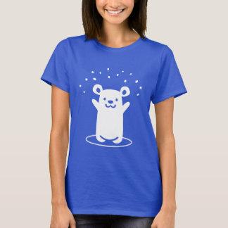 Camiseta Celebración del oso feliz