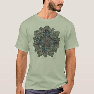 Camiseta celticrainbowcross2
