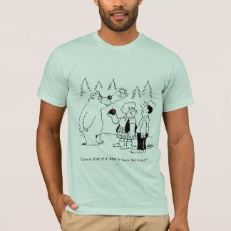 Camiseta Cena de los osos