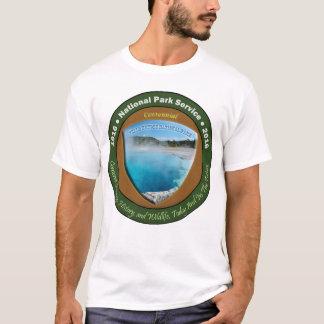 Camiseta centenaria Yellowstone del parque