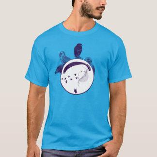 Camiseta Central del PARAGLIDING PG-CIRCLE 001 Ponto