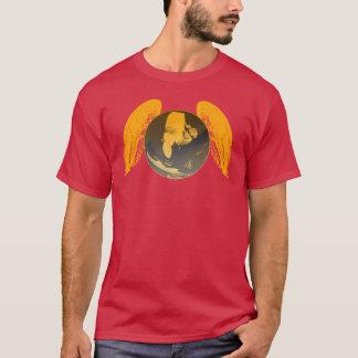 Camiseta Central del PARAGLIDING PG-CIRCLE 004 Ponto