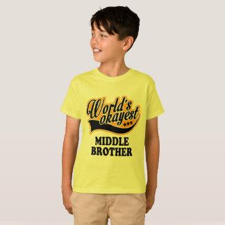 Camiseta Centro Brother de Okayest del mundo
