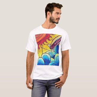 Camiseta Cerca de The Sun T-shirt2
