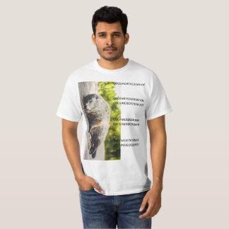 Camiseta Cerdo de tierra puesto a tierra