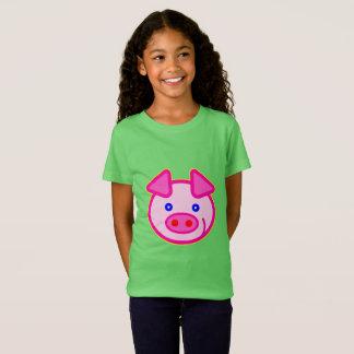 Camiseta Cerdo lindo