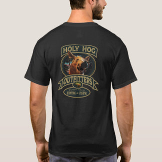 Camiseta Cerdo santo