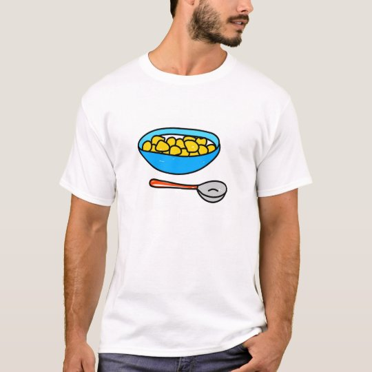 Camiseta cereal