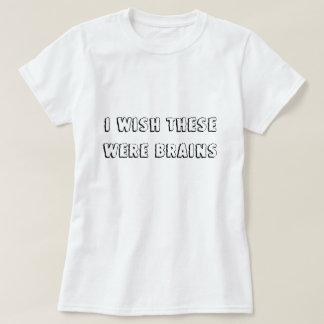 Camiseta Cerebros