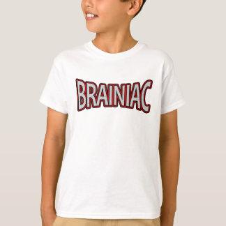 Camiseta Cerebros de la familia divertida Saber-él-Toda