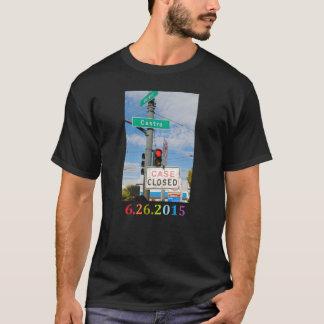 """Camiseta cerrada """"caso"""" de la celebración de"""
