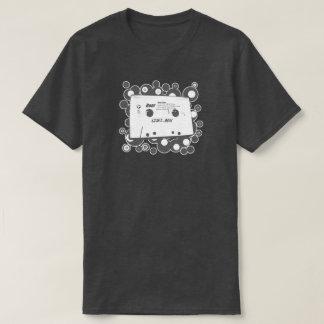 Camiseta Cerveza - cinta de la mezcla del arte