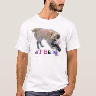 Camiseta ¿Cerveza conseguida?