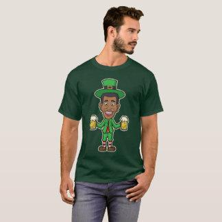 Camiseta Cervezas del Leprechaun de Obama del irlandés