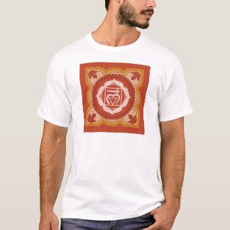 """Camiseta Chakra 1 - 1r Chakra """"raíz"""" Muladhar"""