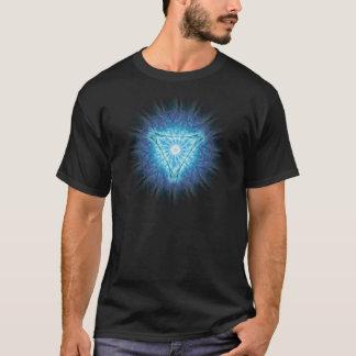 Camiseta chakra del corazón (अजन del ajna)