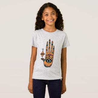 Camiseta charla a la mano