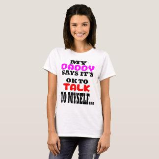 Camiseta Charla al uno mismo