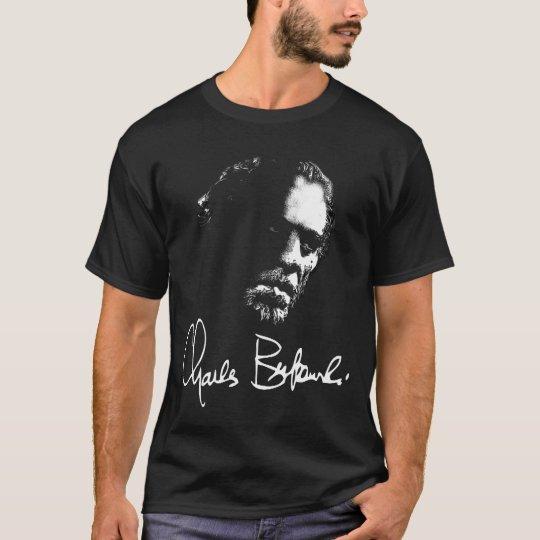 Camiseta Charles Bukowski