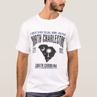 Camiseta Charleston del norte