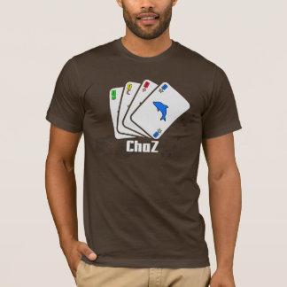 Camiseta Chaz cuatro de una clase