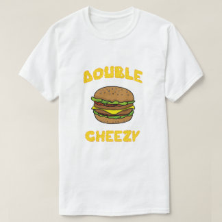 Camiseta Cheezy doble