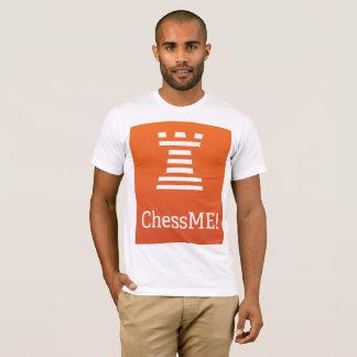 Camiseta ¡ChessME! Blanco