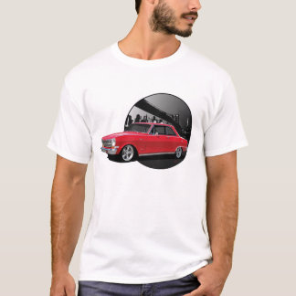 Camiseta Chevrolet 1964 Chevy II Nova