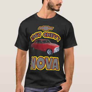 Camiseta Chevy 1967 de los hombres Nova