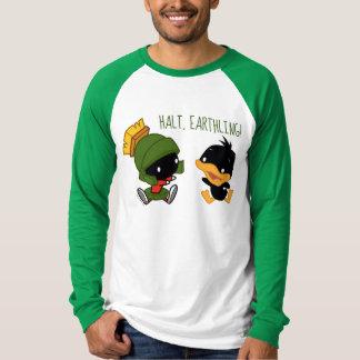 Camiseta Chibi MARVIN el MARTIAN™ y el DAFFY DUCK™