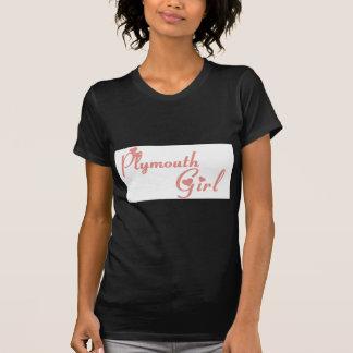 Camiseta Chica de Plymouth