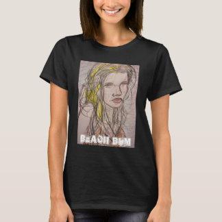 Camiseta Chica del vago de la playa