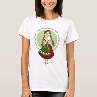 Camiseta Chica en Dirndl