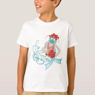 Camiseta Chica en Gasmask Allergy2