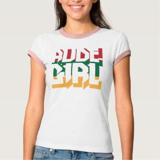 Camiseta Chica grosero