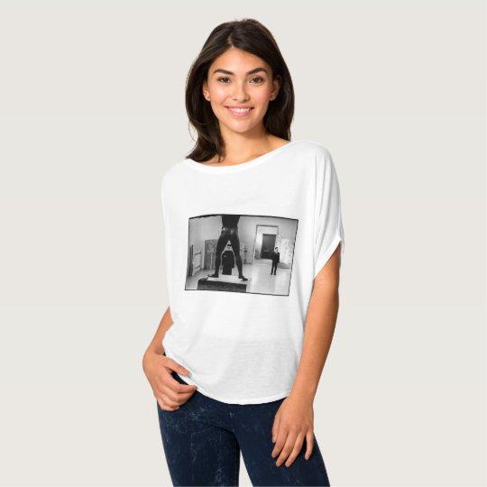 Camiseta Chica HipstART Acrópolis Museum
