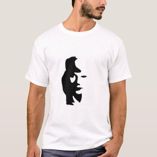 Camiseta ¿chica o músico?
