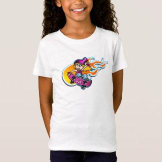 Camiseta Chica Sk8