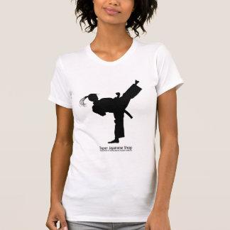 Camiseta Chica y carta de Jujutsu