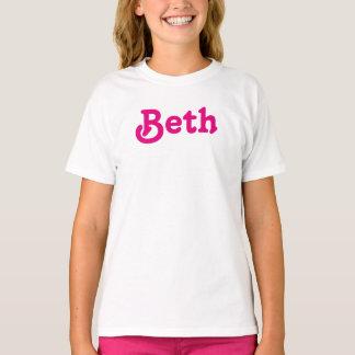 Camiseta Chicas Beth de la ropa