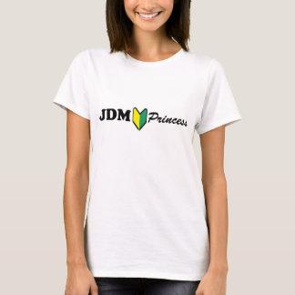 Camiseta Chicas de la princesa tirante de espagueti de JDM